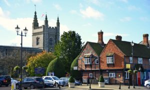 Beaconsfield Town Centre